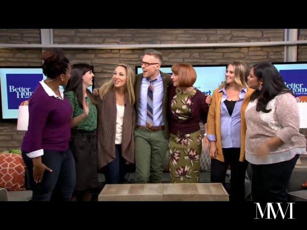 BHG Live Stream NYC Recap via MonicaWantsIt.com
