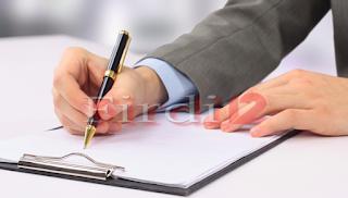 Contoh Surat Kuasa Pengambilan Gajih Karyawan