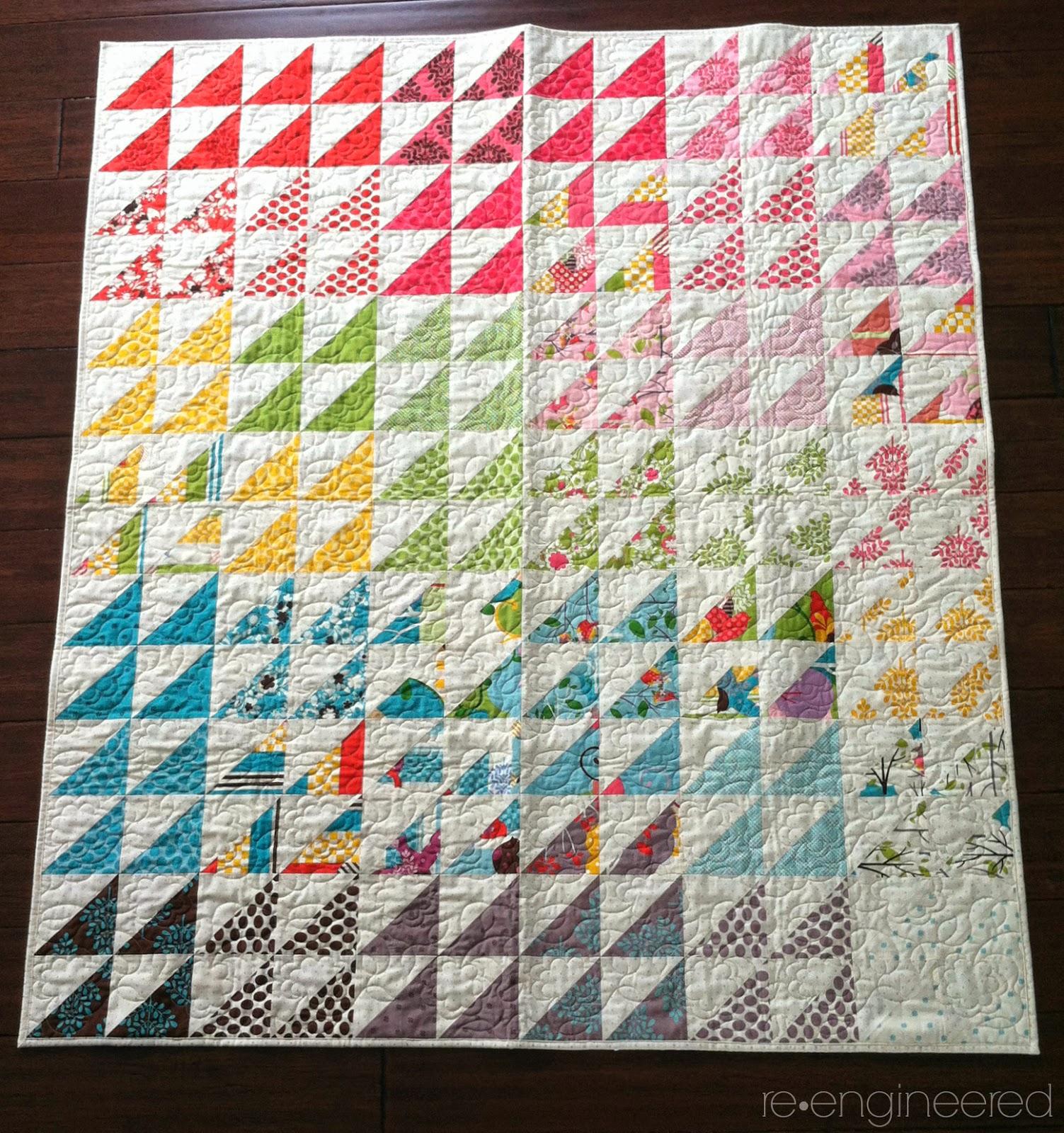 Tensley's baby quilt