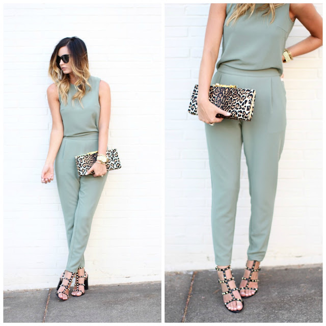 FATL Little Green Jumpsuit