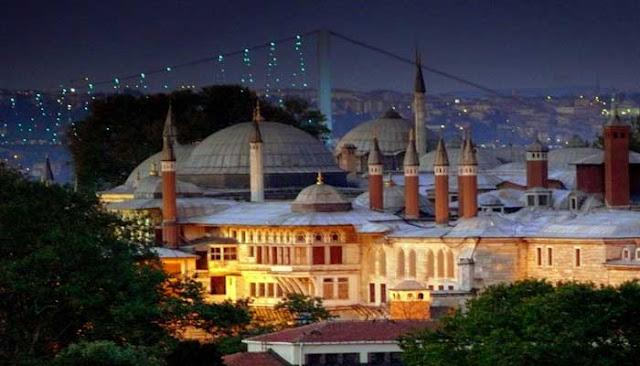 Tempat Menarik Dan Terkenal Di Turki