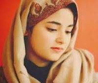 Zaira Wasim Cute