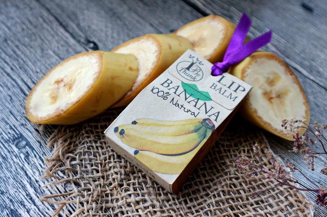 Be Thanks Banana Lip Balm