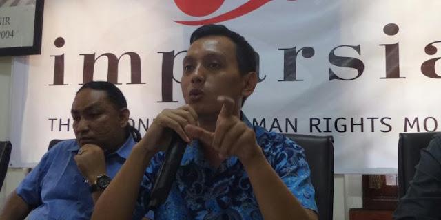 Aktivis HAM: Hukuman Mati Harus Dihentikan karena Melanggar HAM