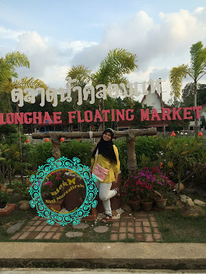 hatyai, floating market, padang besar, imigresen, magic eye 3d museum, ice dome, lee garden, tuk tuk