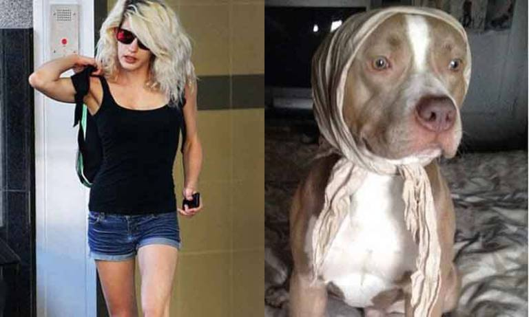 Woman Caught Having Sex With Her Dog
