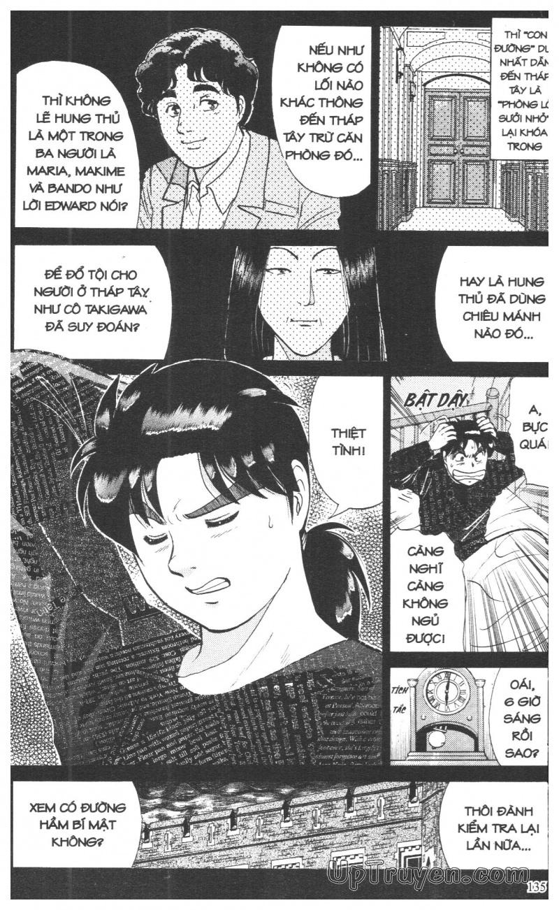 Thám Tử Kindaichi chapter 1206 trang 16