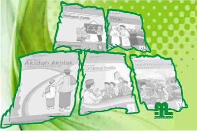 Buku PAI dan Bahasa Arab K13 Kelas 5 MI