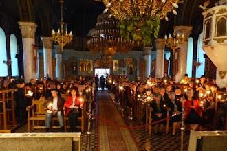 Άργος Ορεστικό: Η Ακολουθία του Νυμφίου στον Ι.Ναό Αγίας Παρασκευής (ΦΩΤΟΣ)