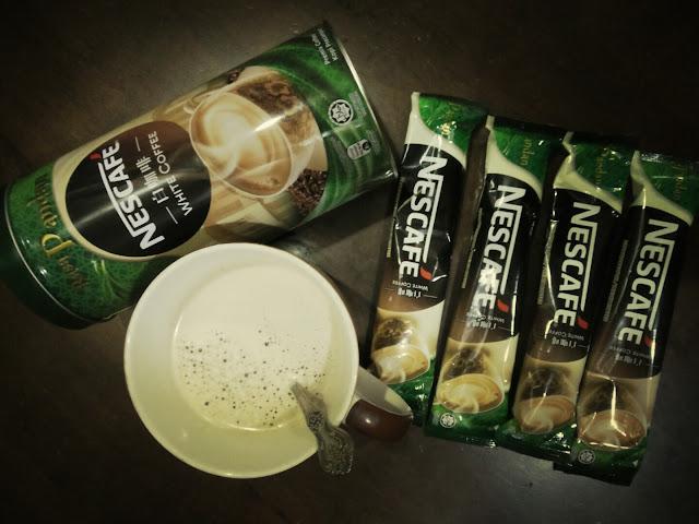 Nescafe White Coffee