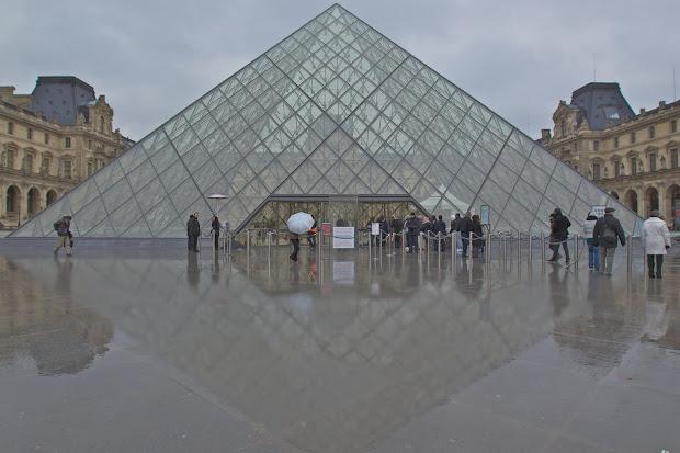Life Of Lil Notti Monkey Louvre Museum Paris