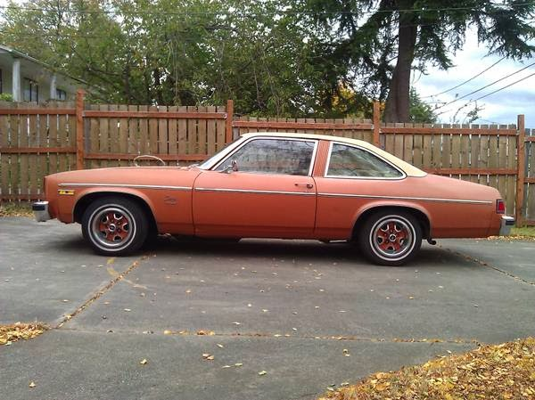 Craigslist Seattle Cars By Owner >> Daily Turismo: 5k: Seller Submission:1977 Oldsmobile Omega Brougham