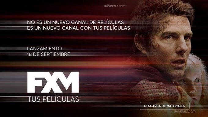 FX Movies Venezuela - Intelsat Frequency