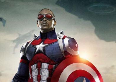 Artista imagina Falcão como novo Capitão América após Vingadores: Ultimato