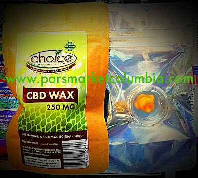 CBD wax available at Pars Market Columbia Hpward County Maryland 21045