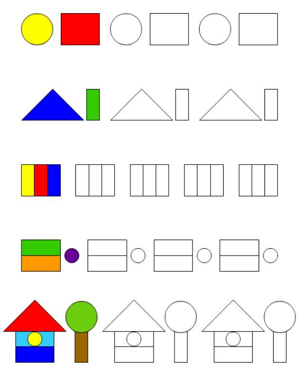 Matemáticas Secuencias Lógicas