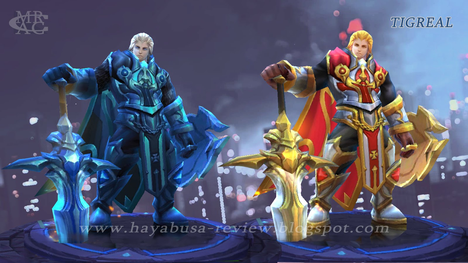 Mobile Legends Bang Bang Mobile Legends Heroes Introduction 1 2