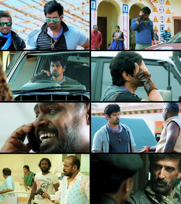 10 Endrathukulla 2015 UNCUT Dual Audio Hindi 480p HDRip