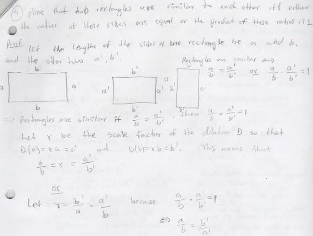 My old math homework from UC Berkeley : Math 151 hw10