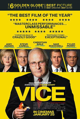 Vice [2018] [DVDR] [R1] [NTSC] [Sub]