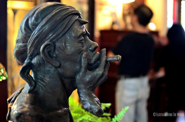 figura  Museo Sempoerna surabaya
