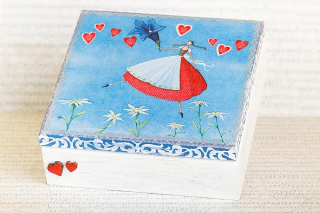 pudełko pełne miłości