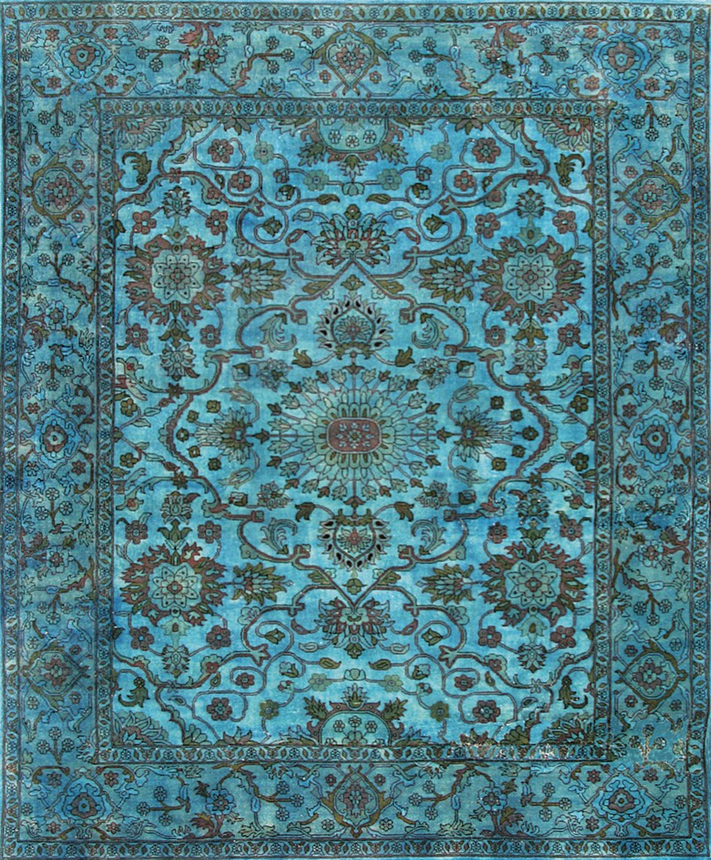 Over Dyed Rugs Most Colorful Rug For Your Home Home