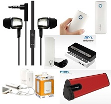 Get 30% Extra Off on Mobile Accessories (Power Bank, Headphones, Bluetooth Speakers) @ Nearbuy + 1% Extra Off with PayUmoney