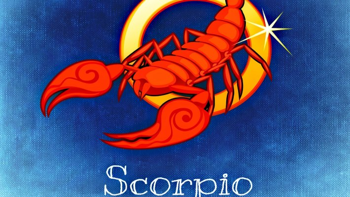 Wallpaper: Horoscope - Scorpio