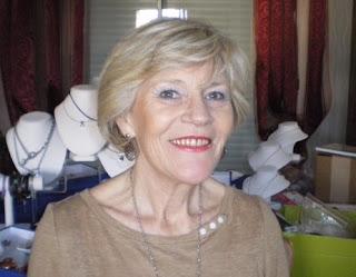 Claudine, distributrice Energetix