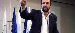 Συγκλονιστικός Μ.Σαλβίνι: «Υπό τουρκική κατοχή η Κύπρος κι εμείς προσπαθούμε να βάλουμε τη Τουρκία στην ΕΕ»!