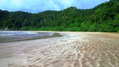 Pasir dapat menyembuhkan lumpuh