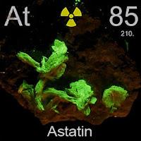Astatin Elementi Simgesi At