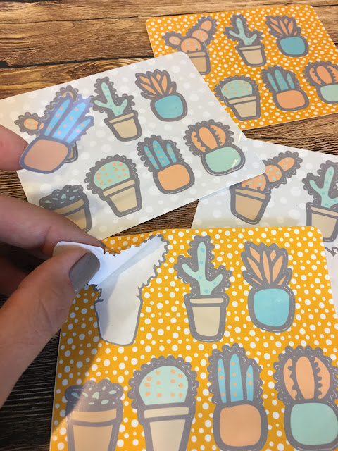 silhouette sticker paper, silhouette sticker, silhouette stickers, silhouette cameo stickers, glossy sticker paper
