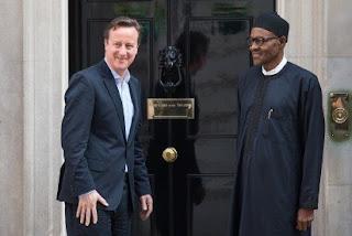avid Cameron Provokes President Buhari