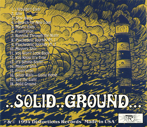 Power Pop Lovers The Mystic Tide Solid Sound Solid Ground
