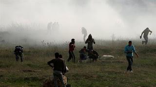 Σταματήστε την υπερβολική χρήση βίας κατά των Παλαιστινίων