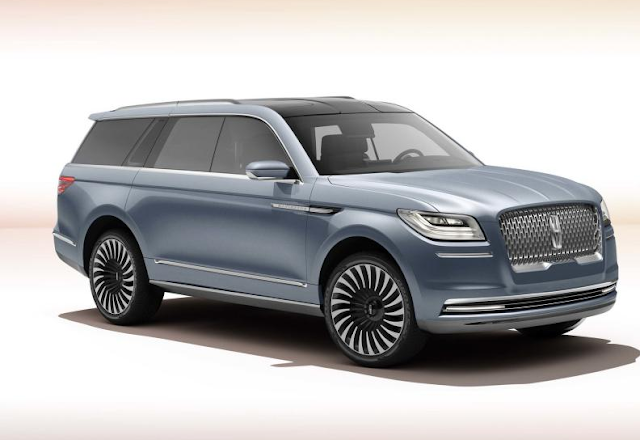 2017 Lincoln Navigator Redesign Review Rumor