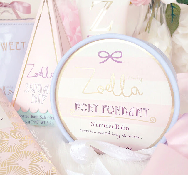 Zoella Beauty | Sweet Inspirations Collection, Body Fondant