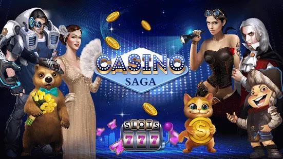 Casino Saga: Best Casino Games