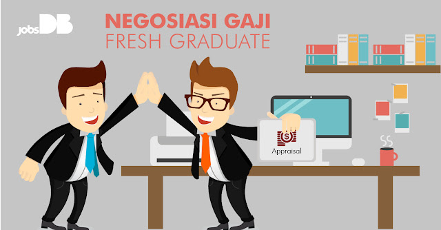 Negosiasi Gaji Fresh Graduate Atau Karyawan Baru - Agent ...