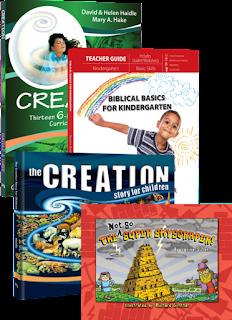 Masterbooks Kindergarten