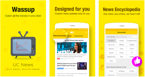 UCWeb launches UC News, developed exclusively for India