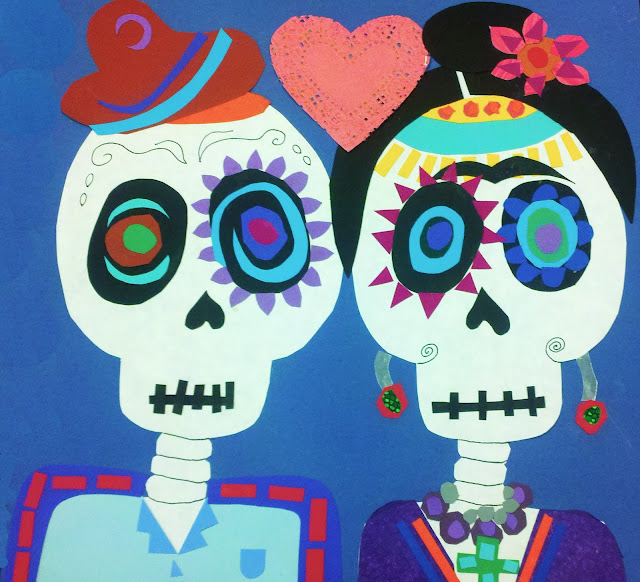 dia de los muertos or day of the dead