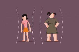 cara melangsingkan tubuh