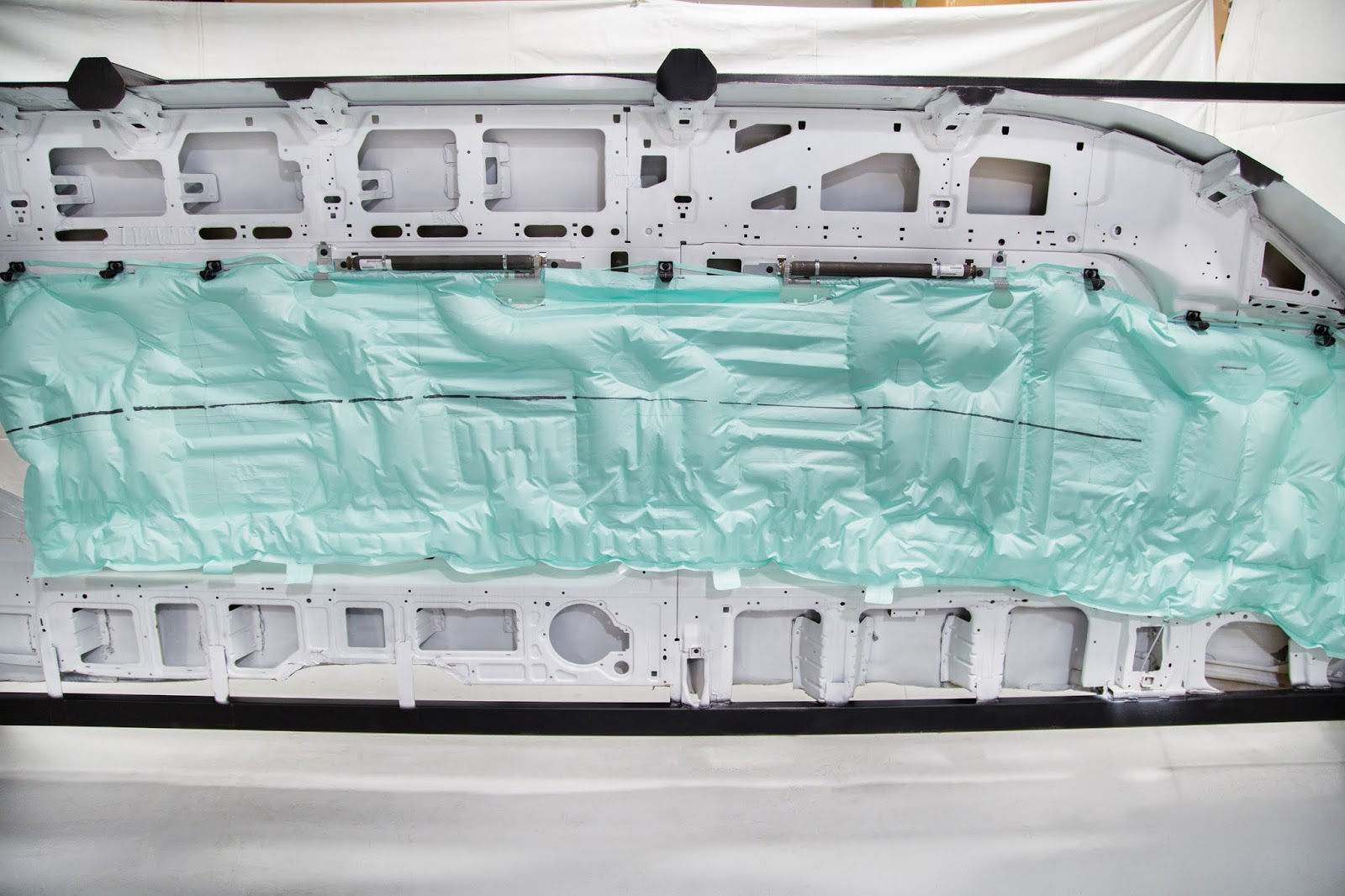 Ford Transit Un Airbag Lateral Rideau Geant