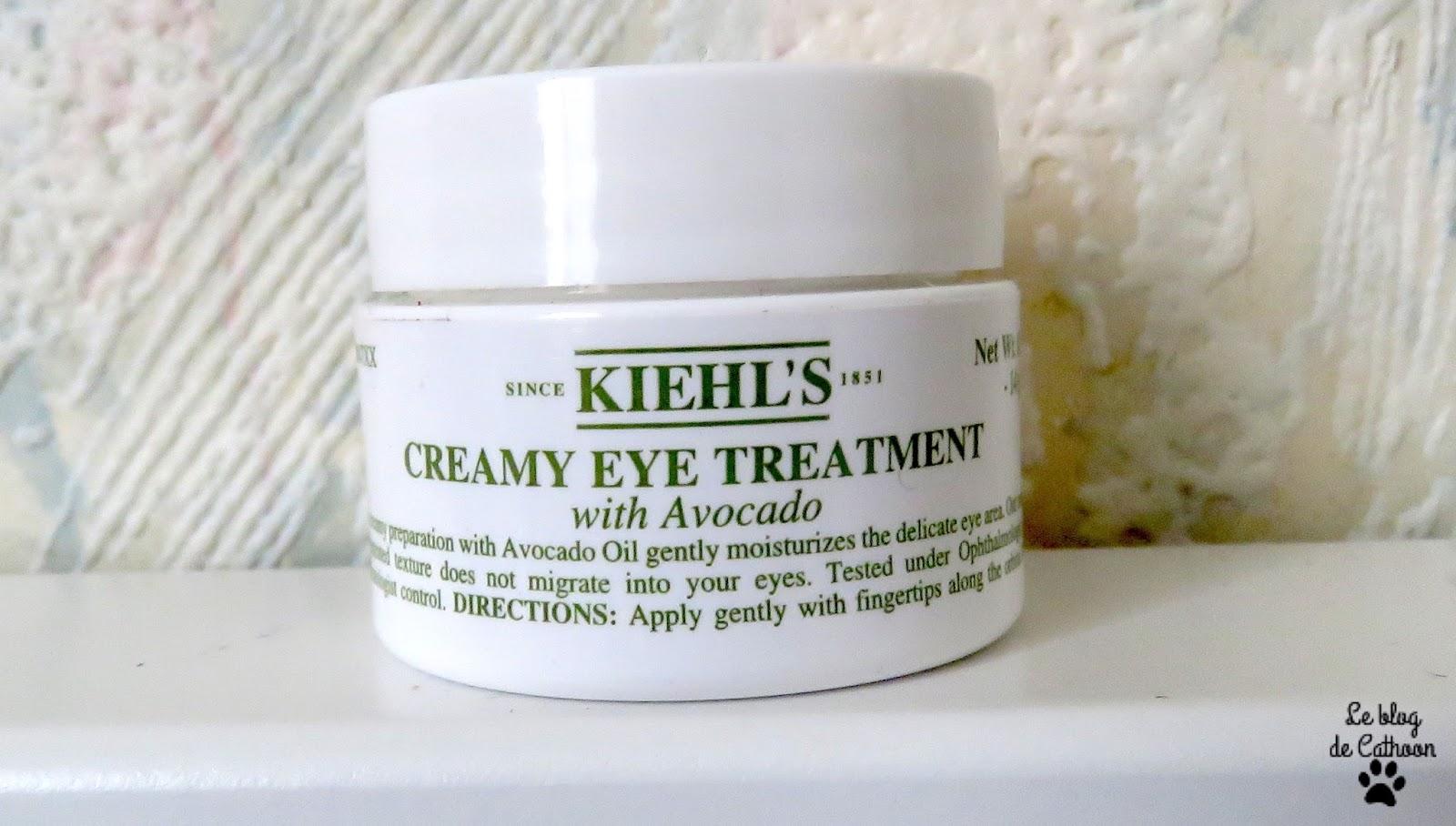 Creamy Eye Treatment with Avocado de Kiehl's