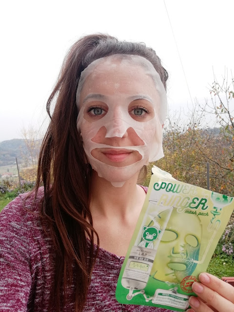 elizavecca, mask, milkpiggy, power ringer, mask pack,