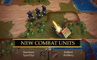 based strategy yang di terbitkan oleh developer  Civilization Revolution 2 apk + obb