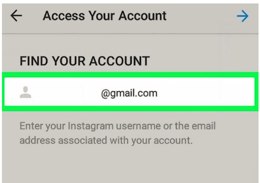 What if i forgot my instagram password step 3 get in the e mail connected with your instagram account and go to the following page ccuart Image collections